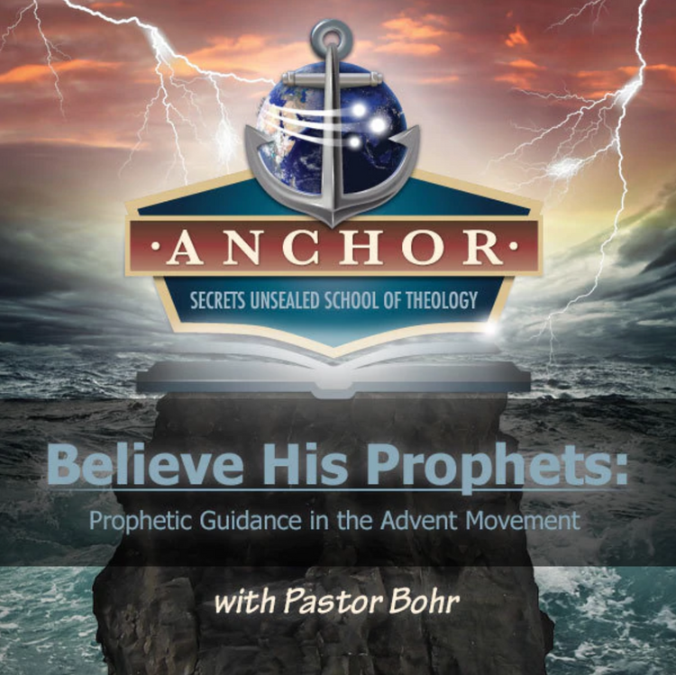 WHAT IS ANCHOR? Anchor is a seminary-level course of study on the fundamentals of Seventh-day Adventist theology, taught by Pastor Stephen Bohr and guest theologians. Registration fee includes required text books and lecture handouts. Each student is responsible for his/her own daily meals, accommodations and transportation.