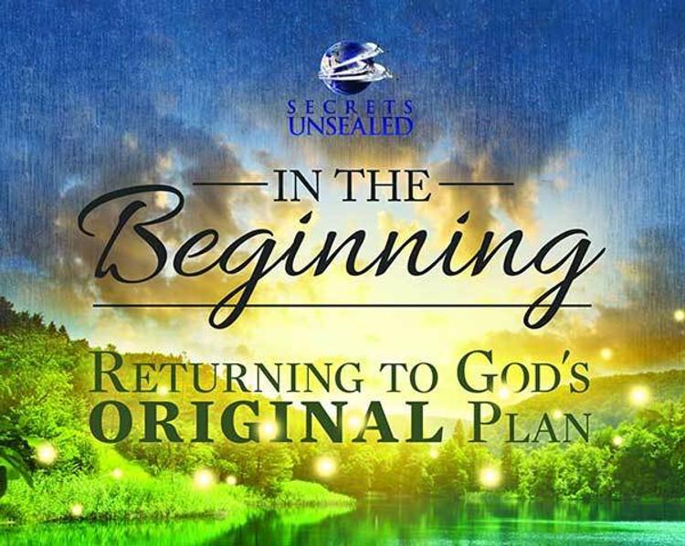 In the Beginning: Returning To God's Plan - Digital Download