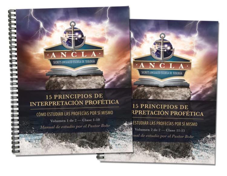15 Principios de Interpretación Profética - Descargar notas de estudio