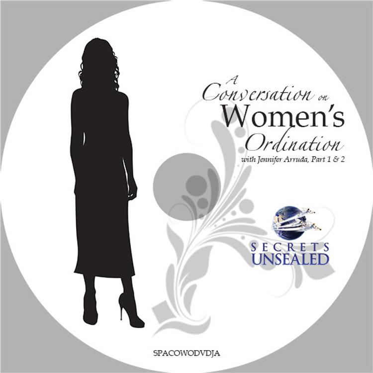 A Conversation on Women's Ordination Part 1 & 2 with Pastor Bohr & Jennifer Arruda - DVD Set