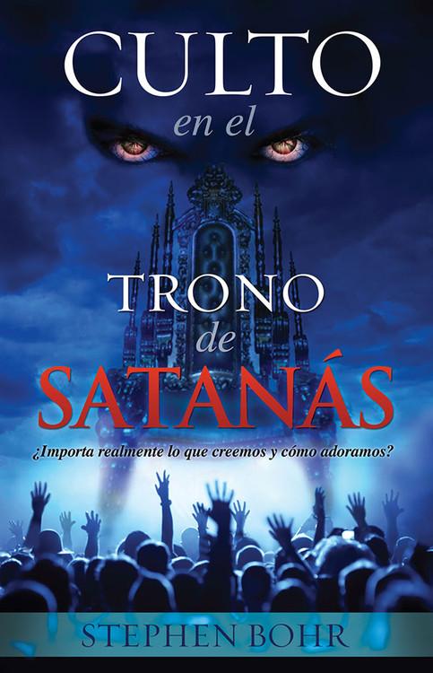 Culto en el Trono de Satanás - Libro