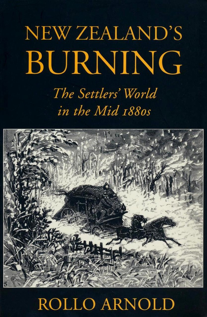 New Zealand's Burning