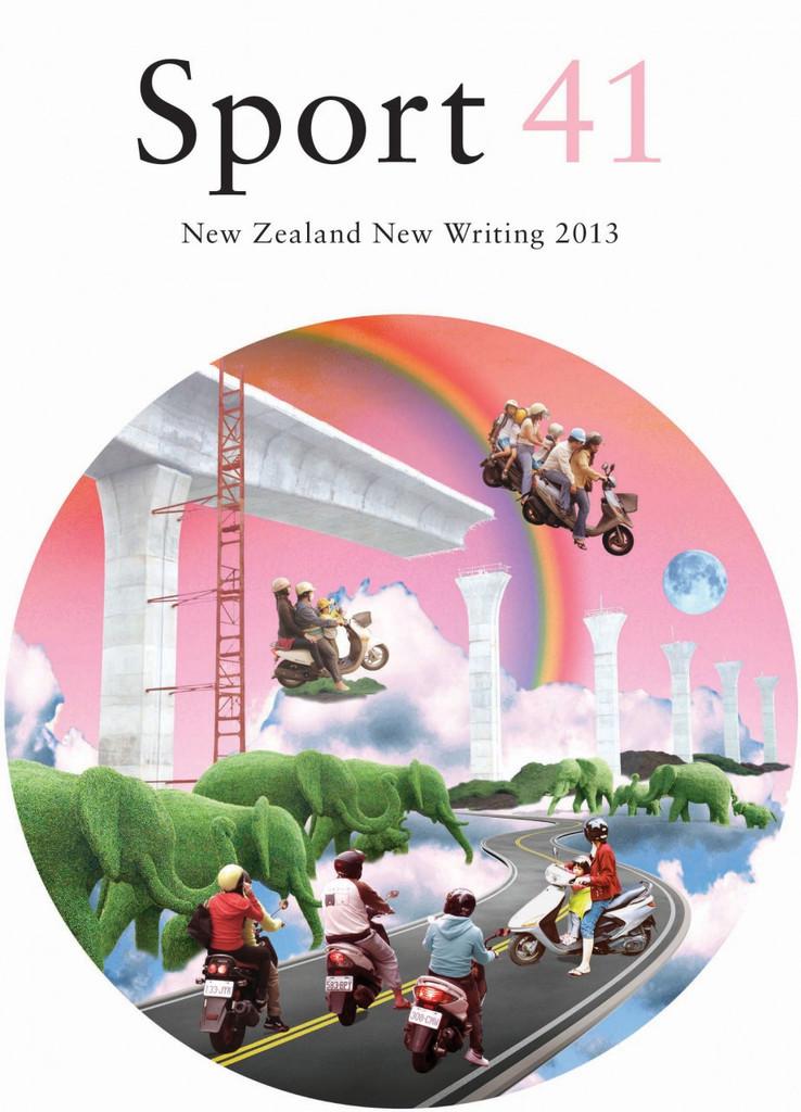 Sport 41: New Zealand New Writing 2013