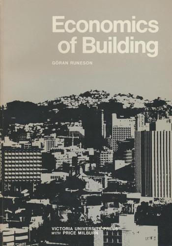 Economics of Building