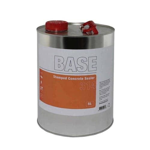 Coloured Concrete Sealer 301 Base Coatings