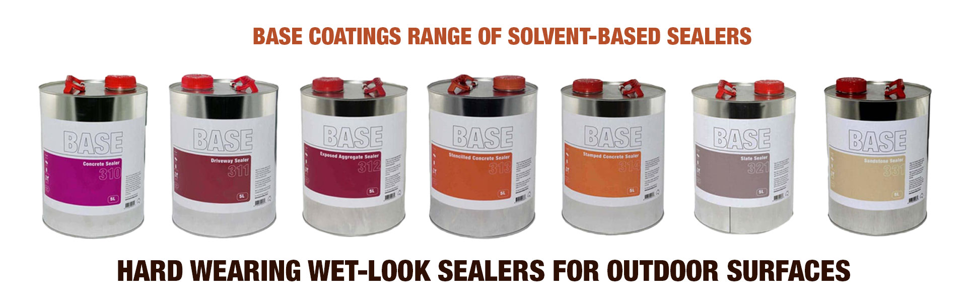 Solvent-Based Sealers