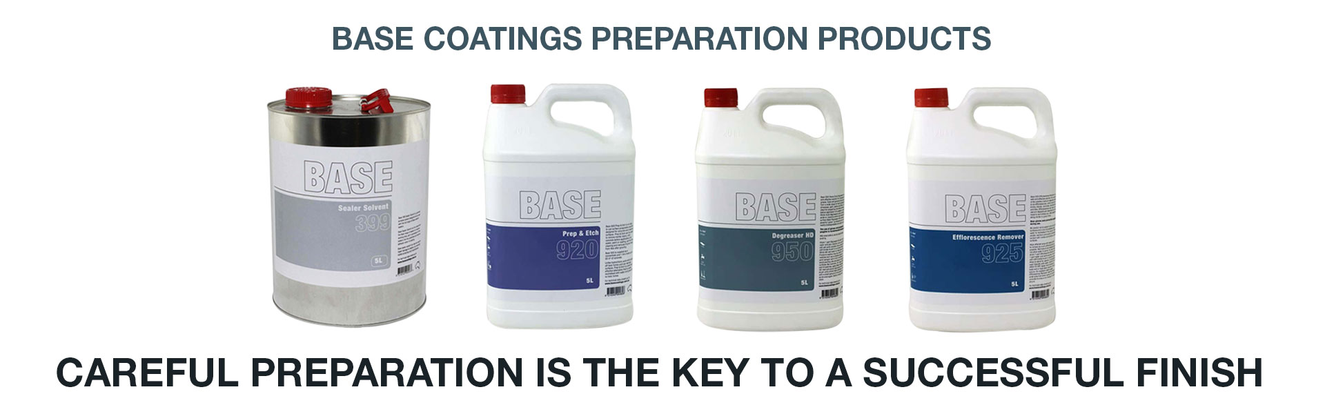 Preparation Products
