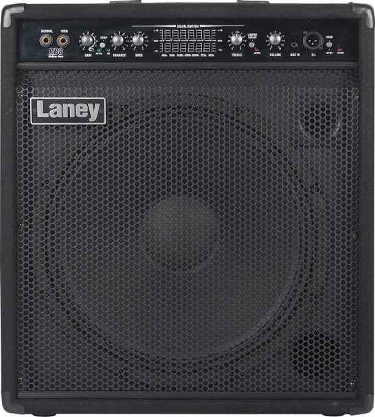 LANEY RICHTER RB8 BASS COMBO 300 Watts