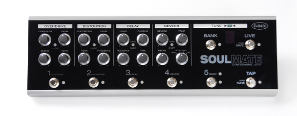 T-Rex Engineering Soulmate Multi-Effects Pedal