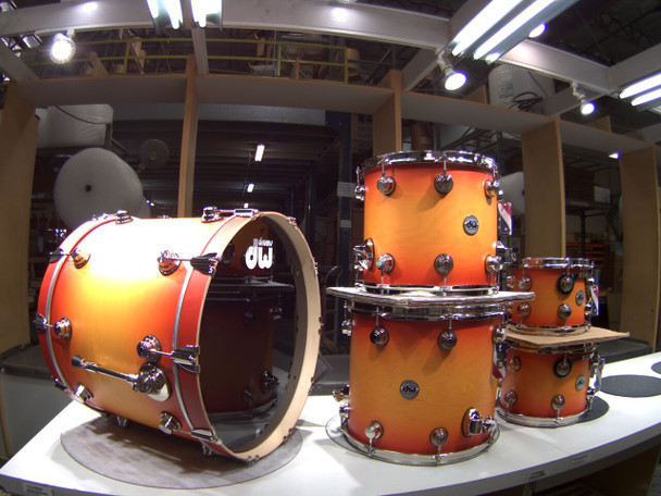 DW Collectors Series in Sunburst