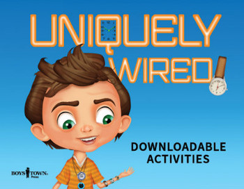 Downloadable Activities: Uniquely Wired