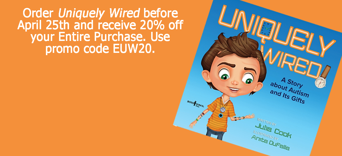 Order Uniquely Wired before April 25th and received 20% off your entire purchase with code EUW20
