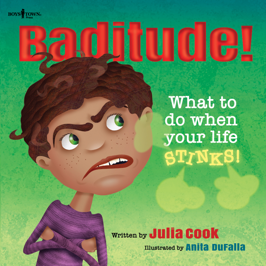 Badidtude by Julia Cook