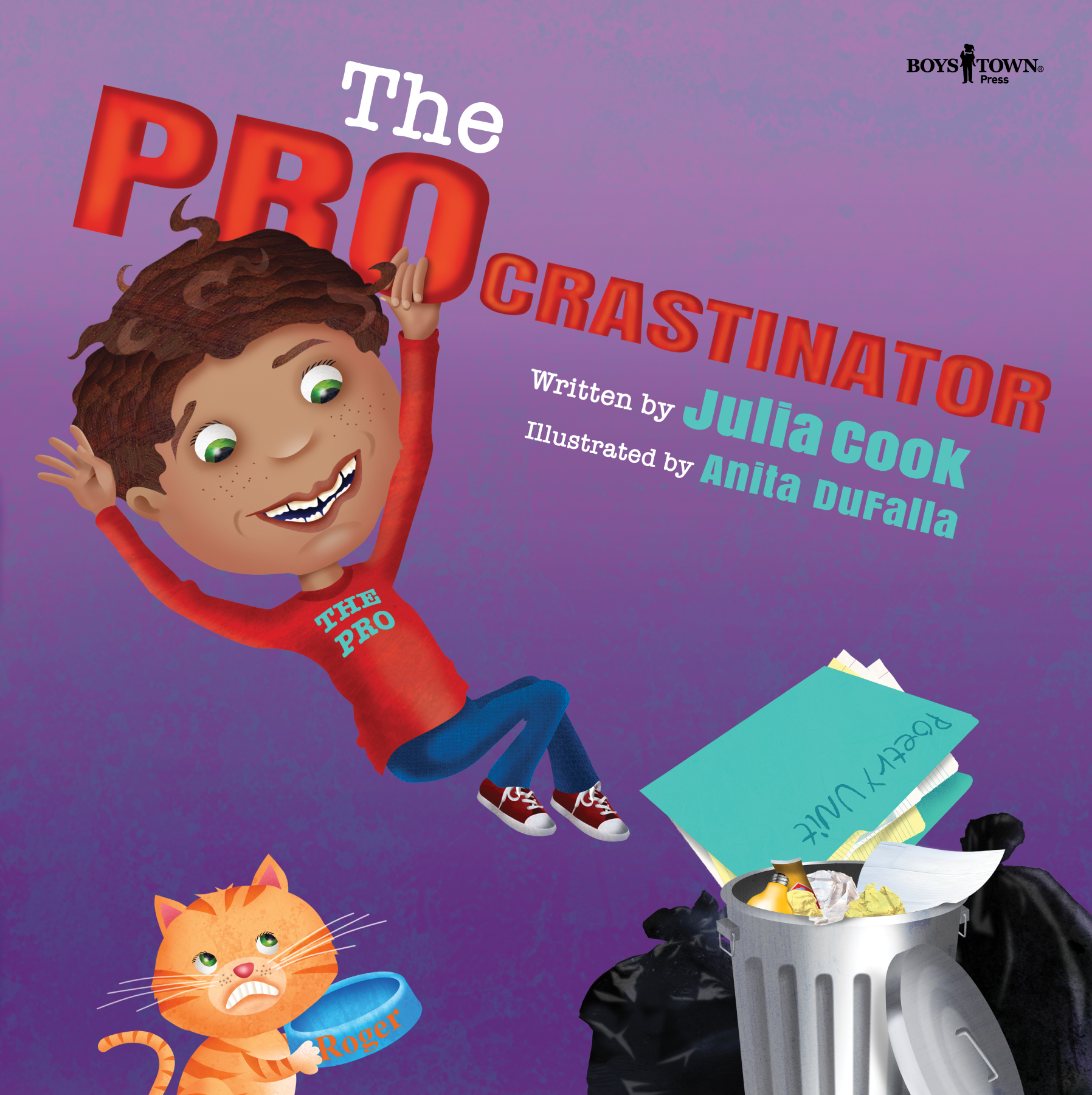 The Procrastinator by Julia Cook