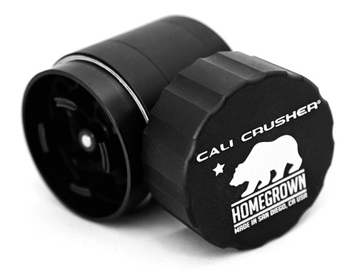Cali Crusher Homegrown 4 Piece Pocket Black