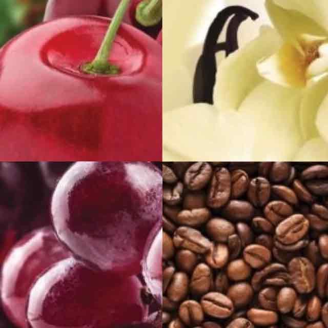 vapour2 fruit flavours