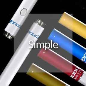 Vapour2 Simple Kits