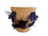 BlackFringes Basket - Small