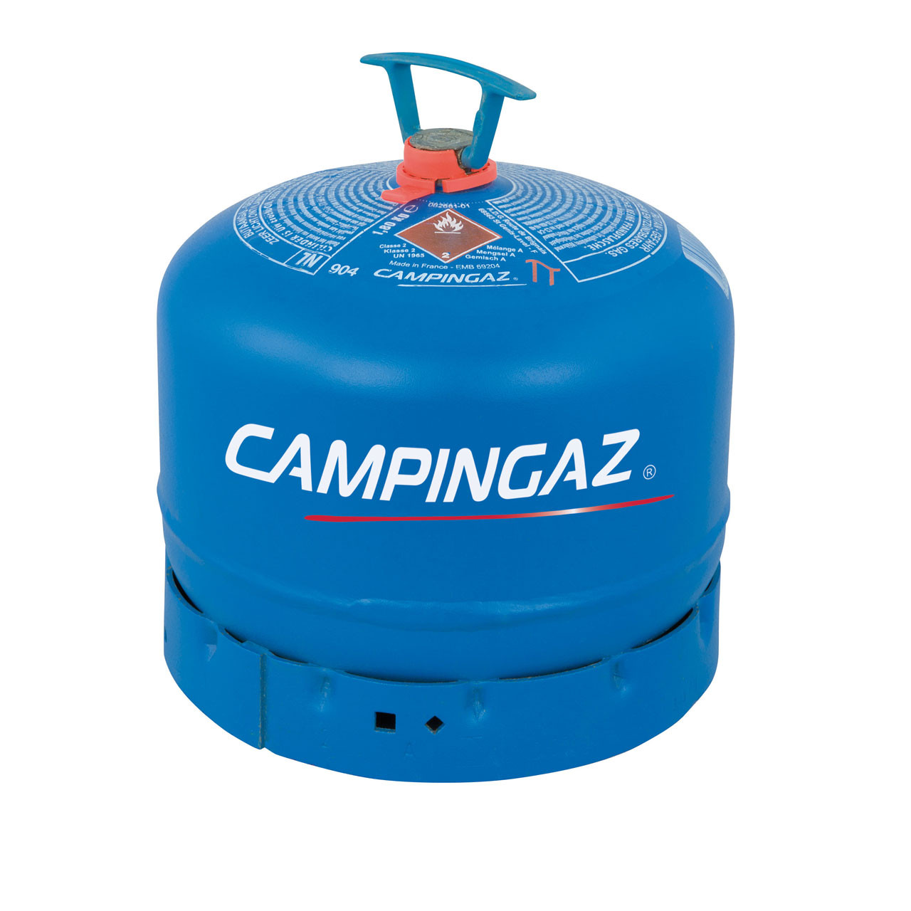 Campingaz 904 Gas Cylinder from Camperite Leisure
