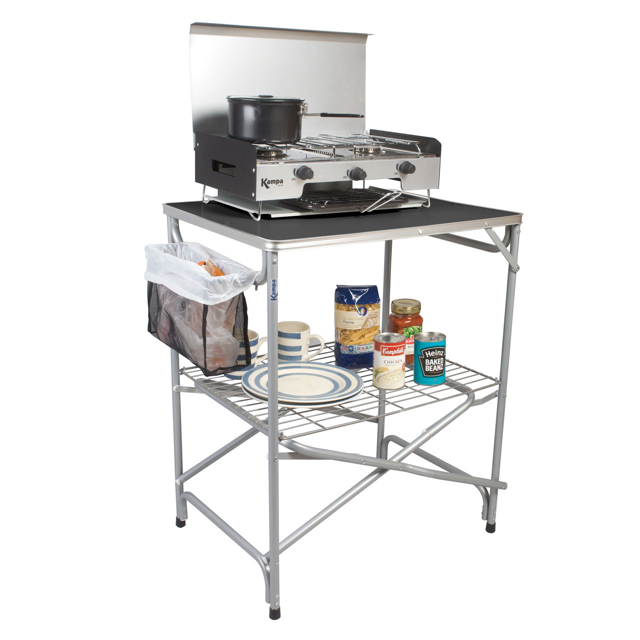 Kampa Major Field Kitchen from Camperite Leisure