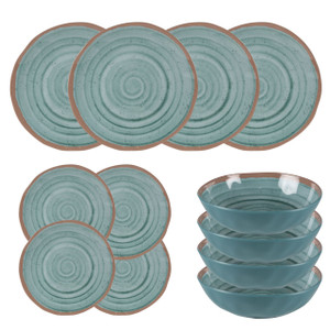 Terracotta 12 piece Set