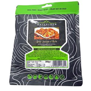 Wayfayrer Spicy Sausage & Pasta