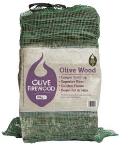 Olive Firewood Nets 10kg