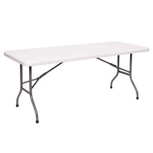 1.8m Heavy Duty Folding Table