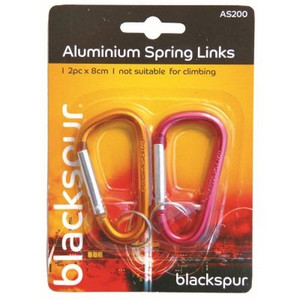 Aluminum Spring Links