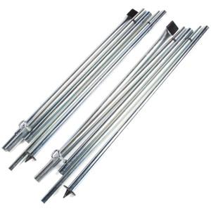 Kampa Rear Upright Pole Set- Steel