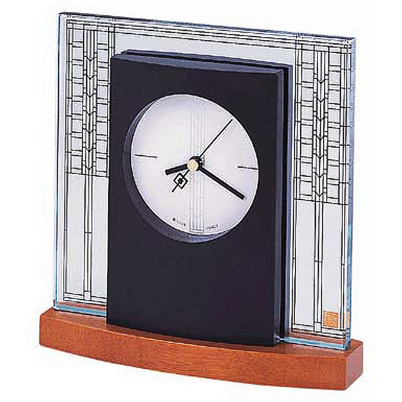 Frank Lloyd Wright Glasner House Clock