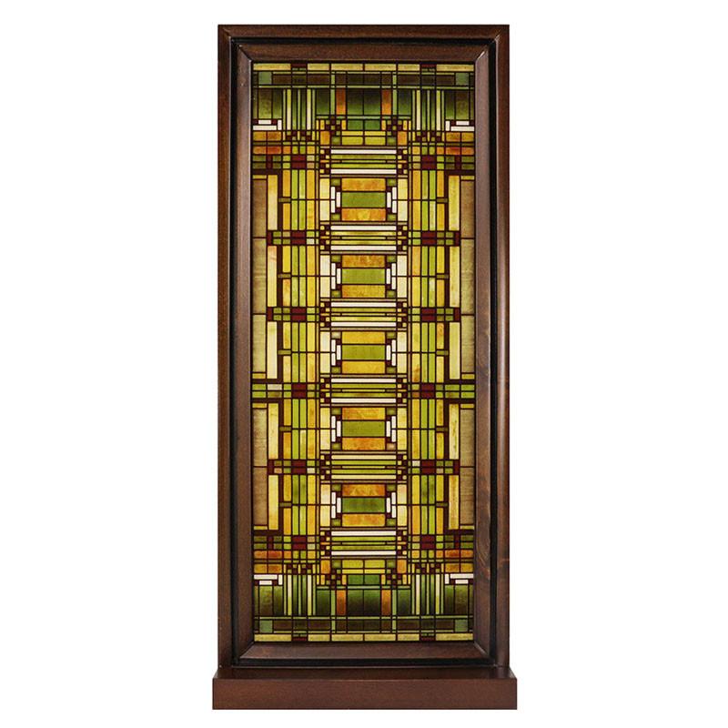 Frank Lloyd Wright Oak Park Skylight Stained Glass