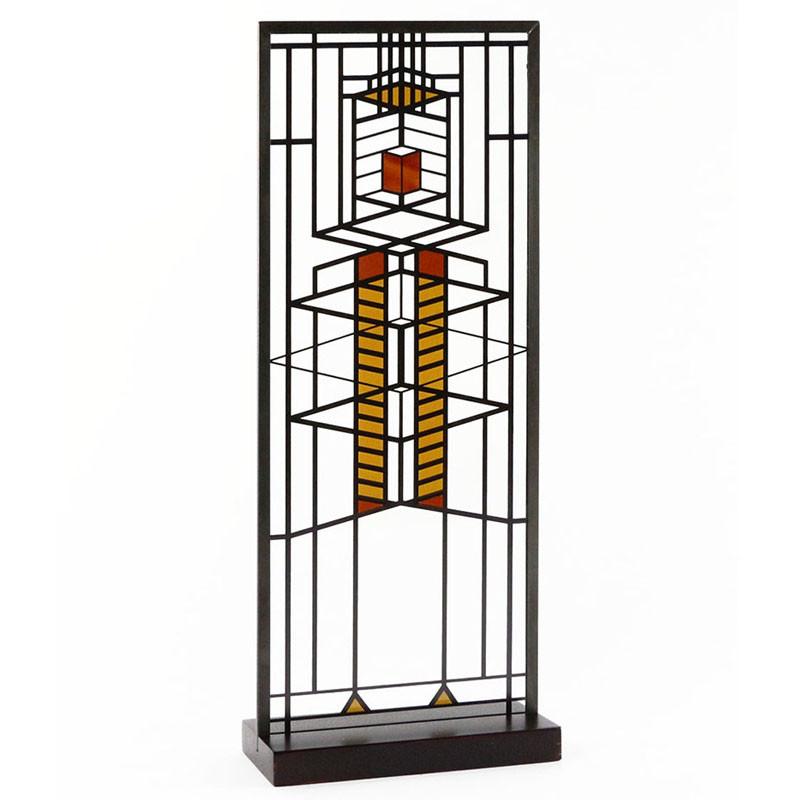 Frank Lloyd Wright - Robie Window Stained Glass