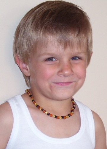 Amber Teething Necklaces (Fact or Fancy Fiction)