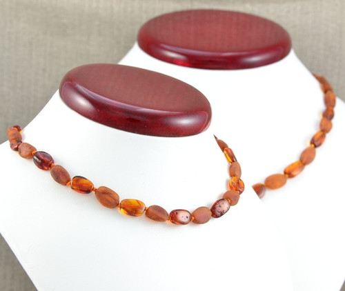 Amber Teething beads for Mom and Baby