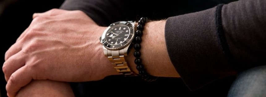 Mens Beaded Bracelet