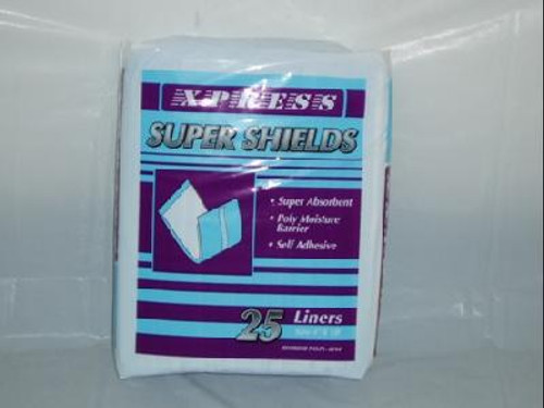 "XPRESS Super Shield Liners 4""x10"""