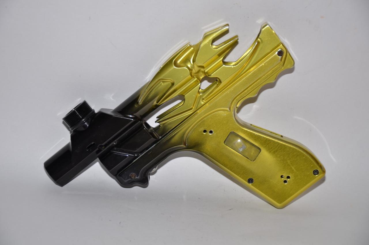 Bob Long Intimidator - 2k5 Empire Complete Body Kit - Gloss Black / Gloss Yellow Fade - RARE