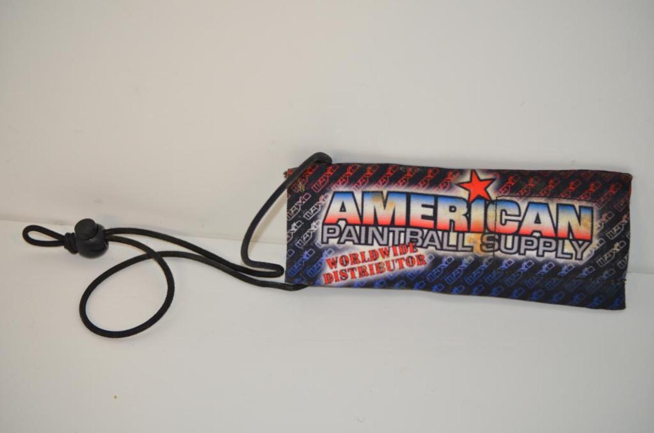 American Paintball Supply Barrel Bag