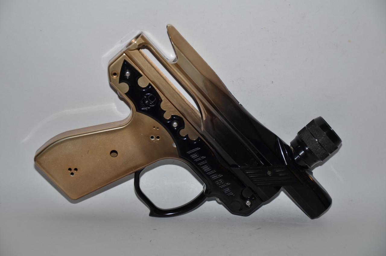 Bob Long Intimidator - 2k2 Lasoya Body Kit - Gloss Black / Gloss Bronze Fade - RARE