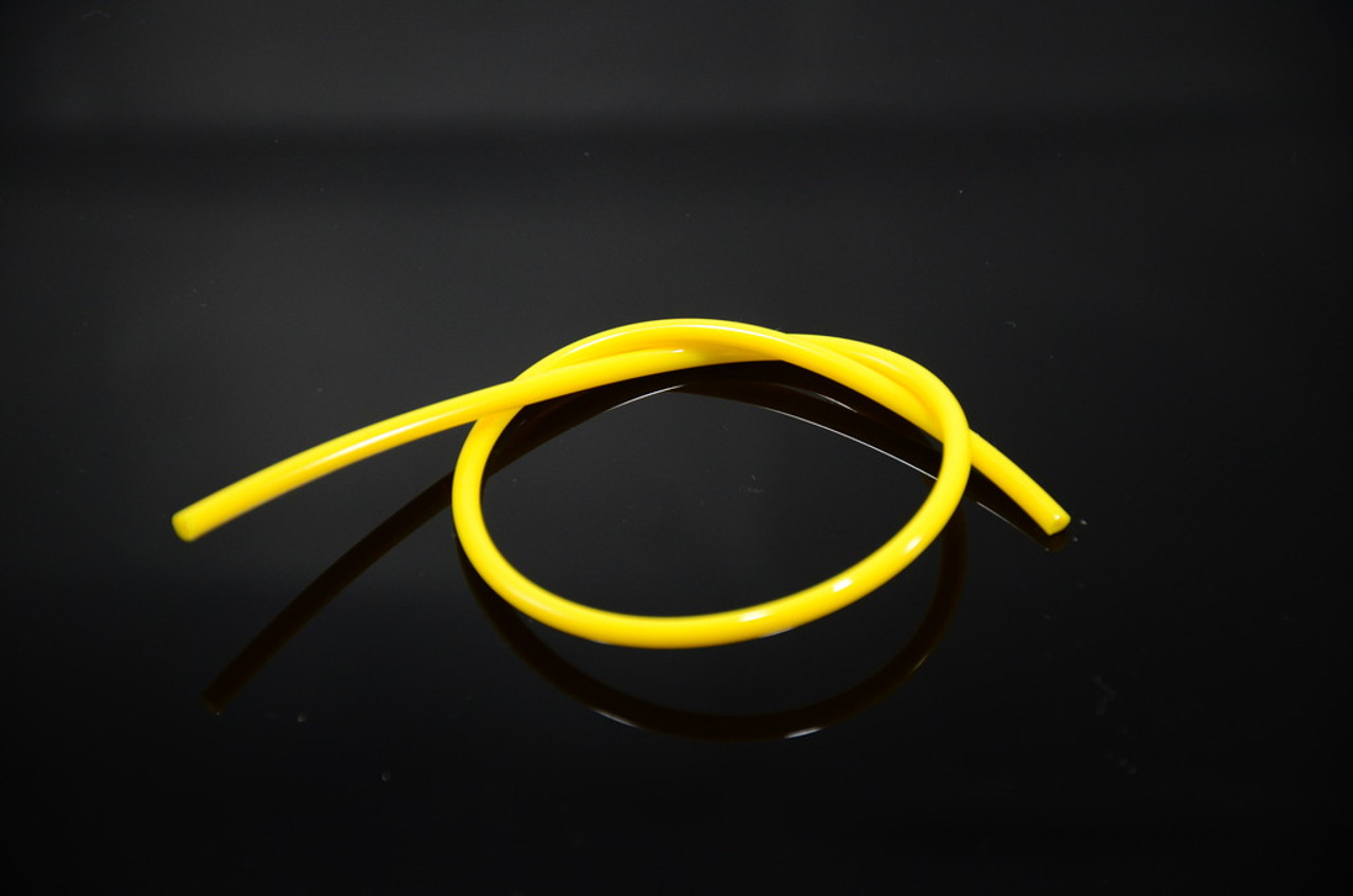 WGP Autococker - Yellow Pneumatic Hose - 1 Foot Length / Brand New