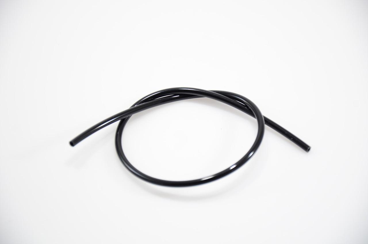 WGP Autococker - Black Pneumatic Hose - 1 Foot Length / Brand New