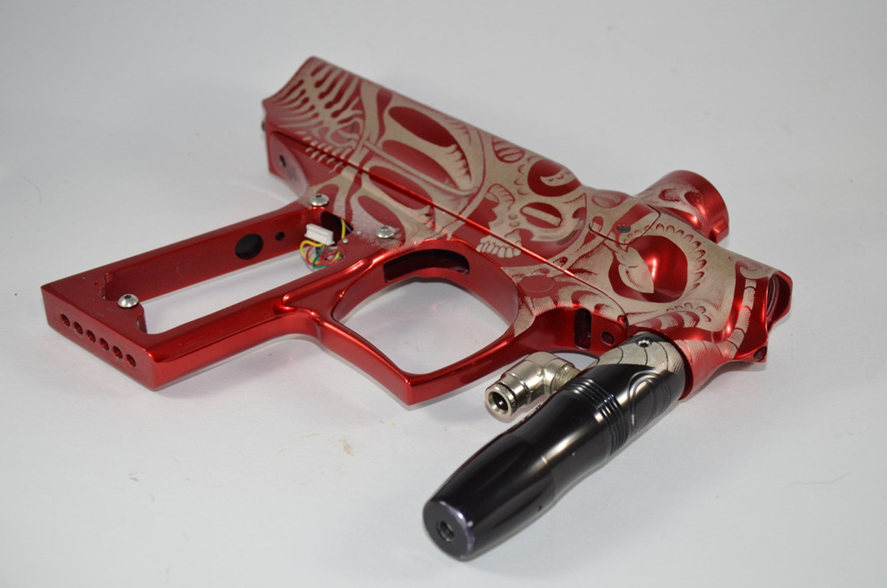Bob Long Marq - Custom Lasered Rapper Body Kit - Gloss Red