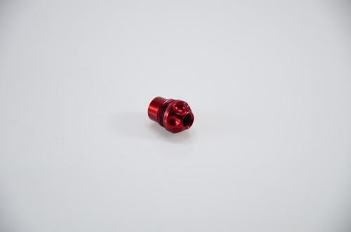 Planet Eclipse - Ego/Etek Zick Rammer Cap - Gloss Red