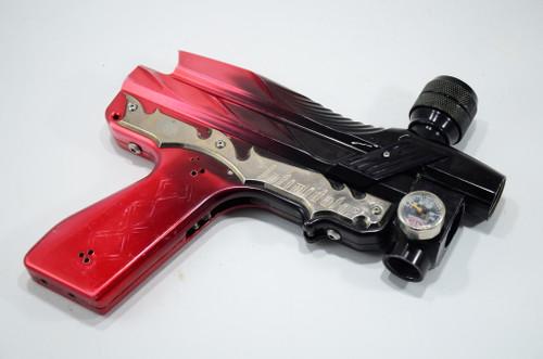 Bob Long Intimidator - 2k2 Body Kit - Gloss Black / Gloss Red Fade