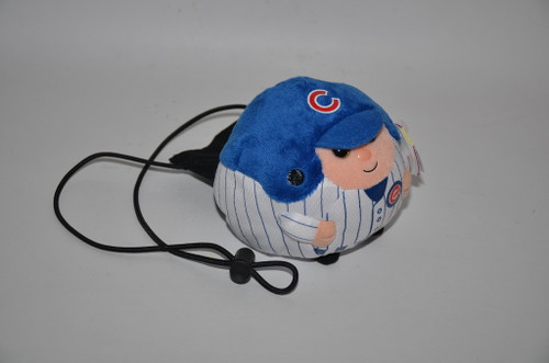 DaPoofyHairedDudes Custom Barrel Cover - Chicago Cubs