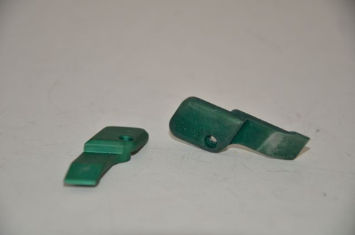 Bob Long Intimidator - 2k5 Eye Covers - Custom Anno Dust Green