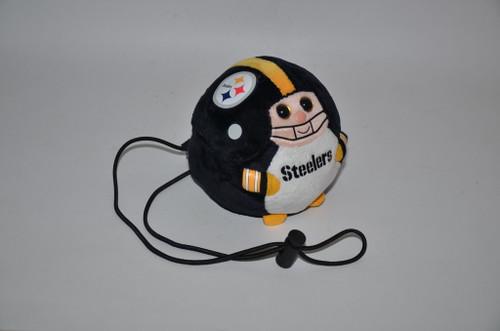 DaPoofyHairedDudes Custom Barrel Cover - Pittsburgh Steelers