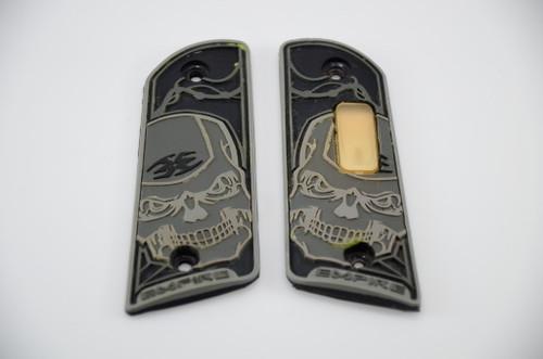 Bob Long Intimidator - 2k5 Empire Grips - Grey #2
