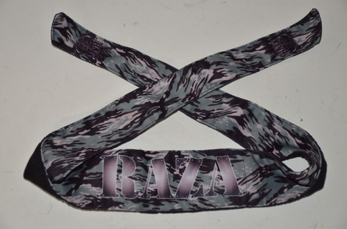 Raza Dark Camo Headband